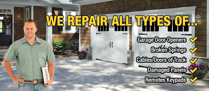 Garage Door Repair Crosby TX