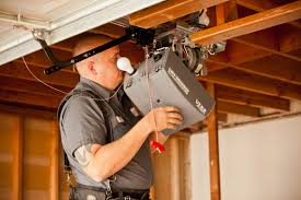 Garage Door Repair Crosby Technician